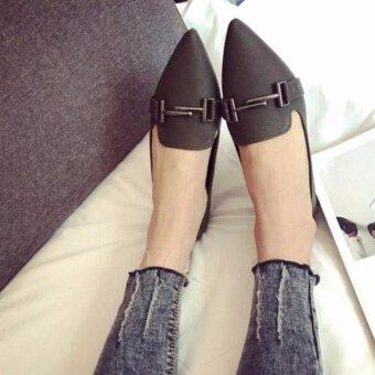 LesCopines รองเท้าสตรีเลดี้รองเท้า