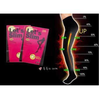 Let´s Slim 200 M ถุงน่องและเลกกิ้งเพื่อสุขภาพ กางเกงขาเรียวเก็บสะโพก จากเกาหลี - 4