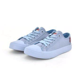 LEVI'S รองเท้าผู้หญิง ผ้าใบ LEVI'S สีฟ้า รหัส 5299324