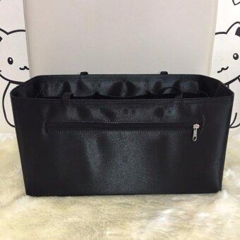 ที่จัดระเบียบกระเป๋า Longchamp neo M สีดำ