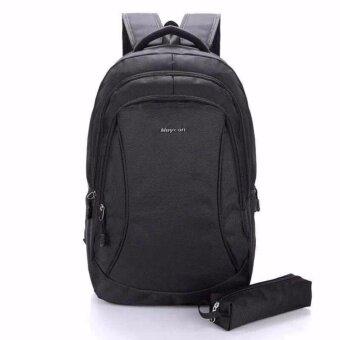 M-Tech กระเป๋าเป้ Muyeon กระเป๋าโน๊คบุ๊ค กระเป๋าเอนกประสงค์ Laptop Backpack แถมฟรีกระเป๋าเล็ก 2 ใบ - 2