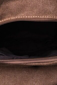 Marino Haversack made by canvas No.8661 (Brown) - 5