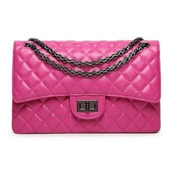 ประกาศขาย กระเป๋า กระเป๋าสะพาย กระเป๋าสะพายผู้หญิง No. M2504 - Pink