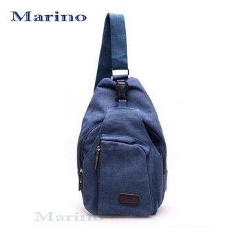 MARINO กระเป๋าสะพายข้าง รุ่น No.3860 (Blue)