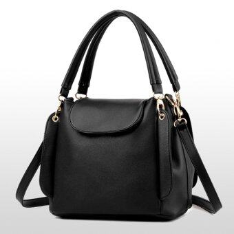 รีวิวพันทิป Maylin กระเป๋าสะพายข้าง กระเป๋าถือ ผู้หญิง กระเป๋าแฟชั่น เกาหลีรุ่น MB-064(สีดำ)