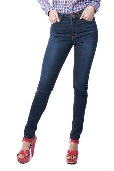 Mc Jeans Skinny Jeans รุ่น MAD718200 - สีน้ำเงิน