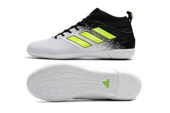 Men Sport Shoes ACE 17.3 Primemesh IC Black White - intl - 2