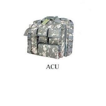 Men'S Tactical Military Messenger Army Bags Men Shoulder Bags Molle Outdoor Sport Laptop Camera Handbags (ACU) - intl