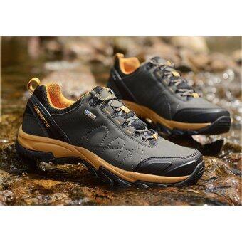 Merrto รองเท้าใส่เที่ยวหรือเดินป่าผจญภัย รุ่น 8632 (สีเทา)