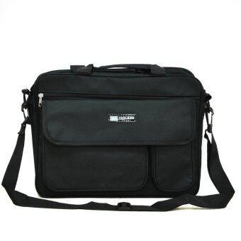 ต้องการขายด่วน กระเป๋าสะพาย สำหรับใส่เอกสารและโน๊ตบุ๊ค รุ่น sMSG03 (Black)