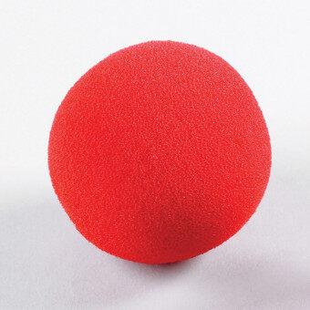 MIRAGE-SHOP จมูกตัวตลก CLOWN - สีแดง (image 2)