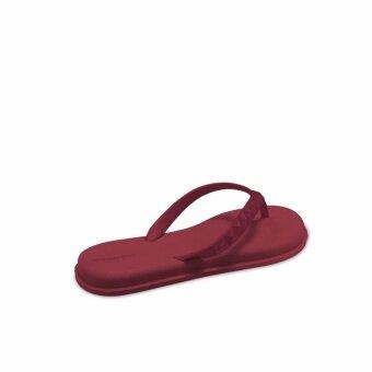 MONOBO รองเท้าแตะ รุ่น Jenny4 Color สีแดง/แดง - 3