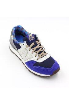2561 New Balance รองเท้าผ้าใบ รุ่น WR996GM