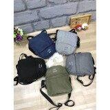 ปราจีนบุรี New collection !!! Anello Denim& nylon mini shoulder bag