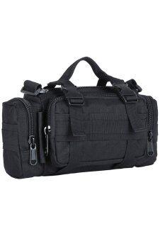 ประกาศขาย กระเป๋าคาดเอว Waist Bag 3 in 1 (สีดำ)