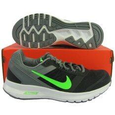 รองเท้าวิ่งผู้ชาย NIKE 807093-007 AIR RELENTLESS 5 MSL ดำ