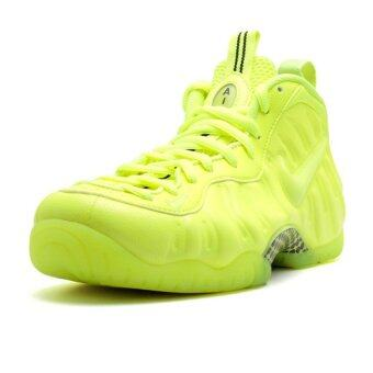 2561 Nike รองเท้าบาสเก็ตบอล ลำลอง ฟิตเนส Air Foamposite ONE