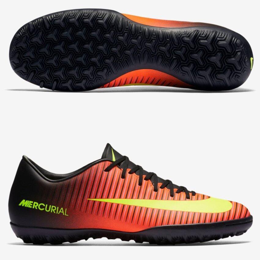 เปรียบเทียบราคา NIKE รองเท้า ฟุตบอล ร้อยปุ่ม ไนกี้ Football Shoe Mercurial Victory 6 TF 831968-870 (3100)