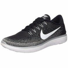 Nike รองเท้าวิ่งผู้ชาย Nike Free RN Distance 827115-010 (Black/Dark Grey/Wolf Grey/White)