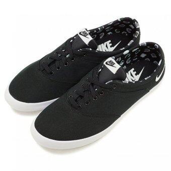 NIKE รองเท้าลำลอง ฟิตเนส ผู้หญิง รุ่น Nike MINI SNEAKER CANVAS(สีดำ)