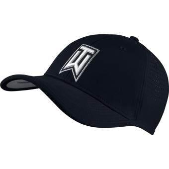 Nike หมวกกอล์ฟ Nike TW Ultralight Tour Cap 726291-010 (Black)