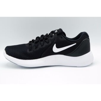 NIKE WOMEN รองเท้าผ้าใบ ผู้หญิง รุ่น LUNAR APPARENT - 908998001 (BLACK/WHITE-COOL GREY) - 3