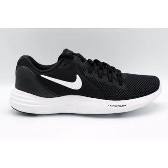 NIKE WOMEN รองเท้าผ้าใบ ผู้หญิง รุ่น LUNAR APPARENT - 908998001 (BLACK/WHITE-COOL GREY) - 2
