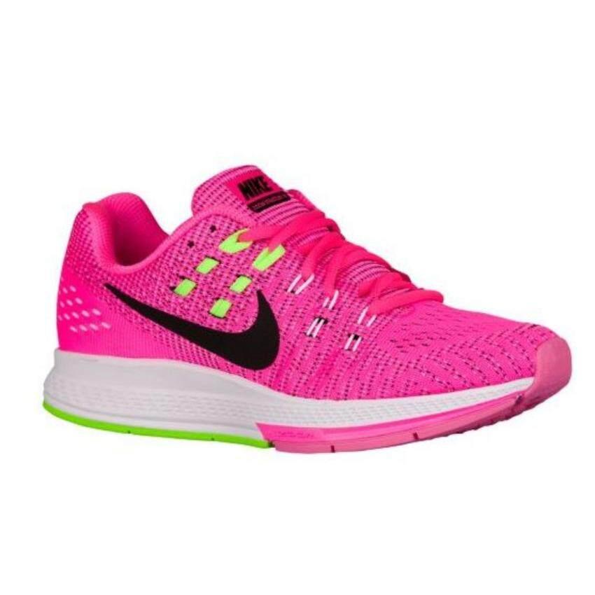 มาใหม่ Nike รองเท้าผ้าใบผู้หญิง รองเท้าแฟชั่น Women's Air Zoom Structure 19 Pink