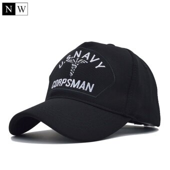 [NORTHWOOD] คุณภาพสูง US NAVY หมวกเบสบอลชาย Navy Corps ยุทธวิธีหมวกเบสบอล 5 แผงหมวก Navy Seal snapBack สำหรับผู้ใหญ่