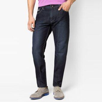 OASIS กางเกงยีนส์ชาย รุ่น Jeans MJ8669-NB สีน้ำเงิน