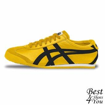 Onitsuka Tiger Mexico 66 รุ่น Kill-Bill DL408-0490 (Yellow / Black)