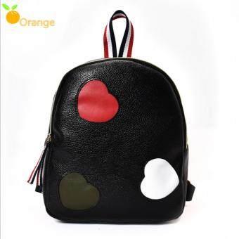 รีวิว กระเป๋าสะพายหลัง ผู้หญิง กระเป๋าแฟชั่น กระเป๋าเป้เกาหลี รุ่น No.02239 (สีดำ)