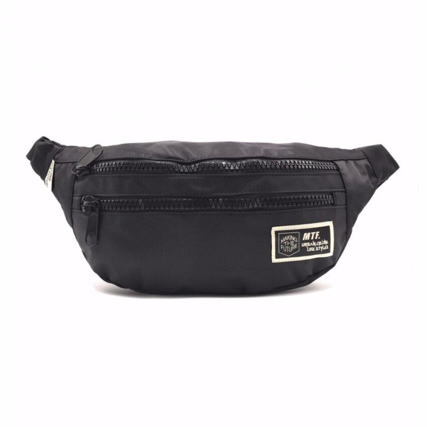 PACK UP กระเป๋าคาดอก รุ่น MTF 8192 (สีดำ)