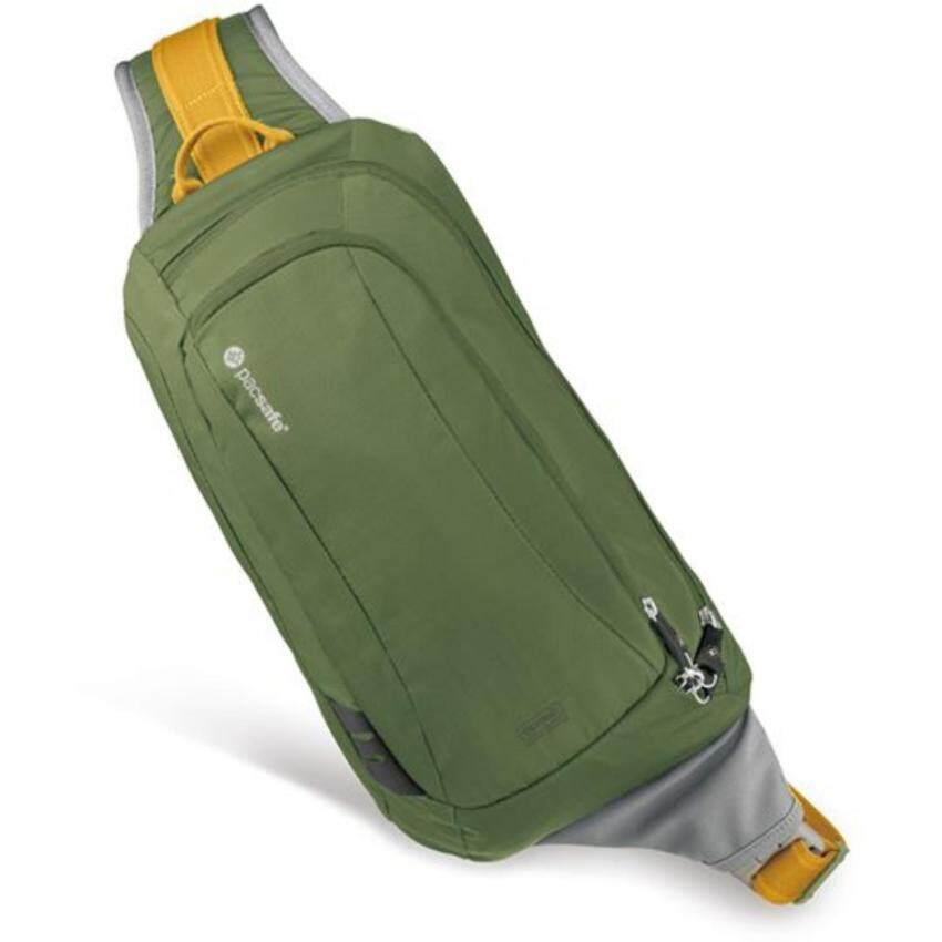 Pacsafe กระเป๋าสะพายพาดลำตัวรุ่น Venturesafe 325 Gii Anti-Theft Cross Body Pack (Olive/Khaki)
