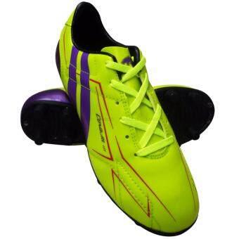PAN รองเท้า ฟุตบอล เด็ก แพน JR Football Shoes PF15J8 GV (450)