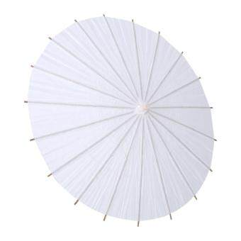 Paper Umbrella Wedding Bridal Photograph Accessory Radius 20cm -intl