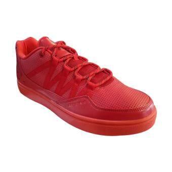 ประเทศไทย PEAK รองเท้า บาสเกตบอล Basketball shoes ทุกสภาพ สนาม พีค รุ่น R62211B - Red