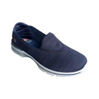 2561 PEAK รองเท้า ลำลอง ระบายอากาศ พีค Sneaker Shoe รุ่น EW7255E - Navy