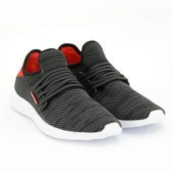 POWER รองเท้าผู้ชายผ้าใบ สำหรับเดิน POWER-MEN  WALKING สีดำ รหัส 8286865