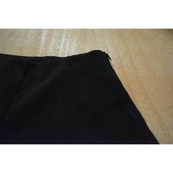 กางเกงขาสั้นฮานาโกะ(ดำ) - 4