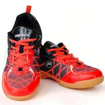 2561 PROTECH รองเท้าแบดมินตัน รุ่น Edge 1611-2 size 40(Not Specified)