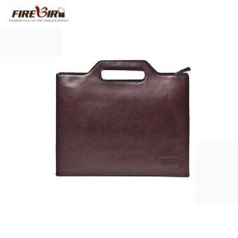 PU Leather Dress Bag Men Messenger Bag Brand Design Casualclutch Handbag Business Briefcase Crossbody Bags Bolsos B70 - intl