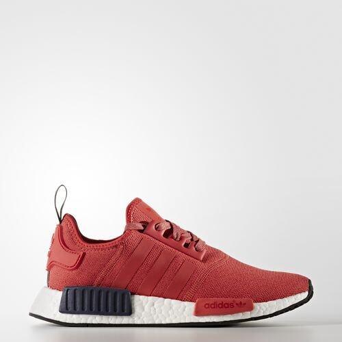 กำแพงเพชร รองเท้า Adidas Women Originals NMD R1 สีแดงโซล่า (Color Vivid Red/Solar Red)