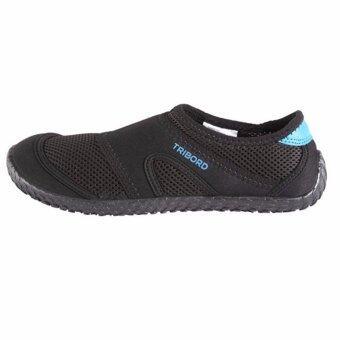 รองเท้าลุยน้ำสำหรับผู้ชาย (สีดำล้วน)