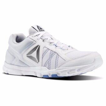 REEBOK MEN รองเท้าผ้าใบ ผู้ชาย รุ่น YOURFLEX TRAIN 9.0 MT -2-BS8033 (WHITE/BLUE/GREY)