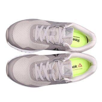 REEBOK WOMEN รองเท้าผ้าใบ ผู้หญิง รุ่น TWISTFORM BLAZE 3.0 MTM 0117- 1-BD4578 (GREY/ASH/WHT/PWTR) - 5
