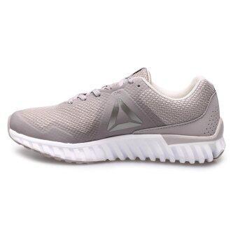 REEBOK WOMEN รองเท้าผ้าใบ ผู้หญิง รุ่น TWISTFORM BLAZE 3.0 MTM 0117- 1-BD4578 (GREY/ASH/WHT/PWTR) - 3