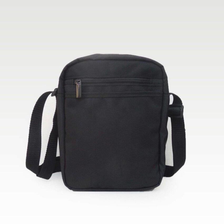 Ron Homme กระเป๋าสะพายข้าง พาดลำตัว 8 นิ้ว รุ่นMiNI900D(Black)