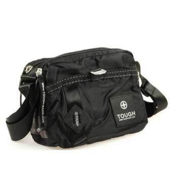 ต้องการขายด่วน กระเป๋าสะพายข้างชาย รุ่น4256 (ฺBlack)