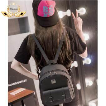 fashion Bag กระเป๋าสะพายข้างสำหรับผู้หญิง รุ่น No.02227 -Black